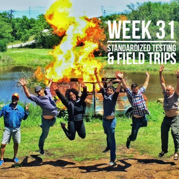 field trip vlog