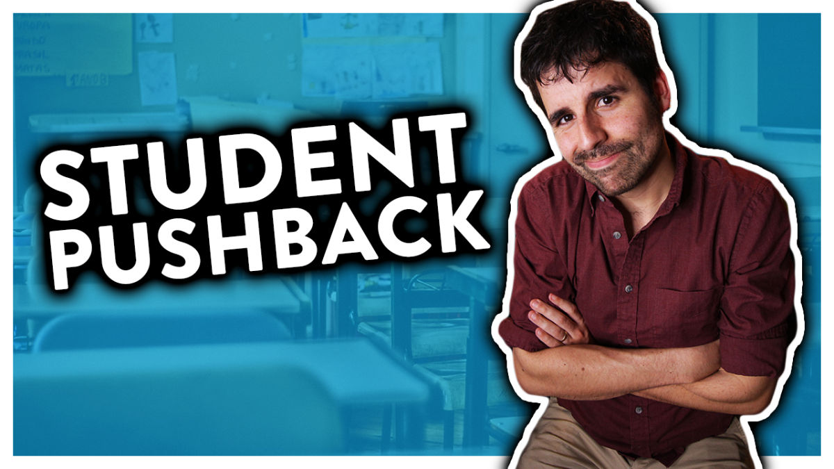 Dealing With STUDENT PUSHBACK   How To Debrief A Class